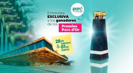 El porciFORUM 2019 será más interactivo que nunca, con un formato lleno de debates y entrevistas, todo ello amenizado por la presencia del dinamizador, Sr. Corrales, y un SOCIALFORUM lleno de sorpresas.