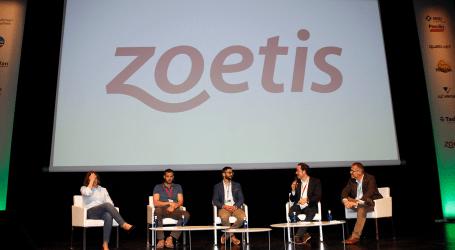 Destacada presencia de Zoetis en el porciFORUM con su gama de vacunas Suvaxyn® y su apoyo a los ganadores Porc d'Or