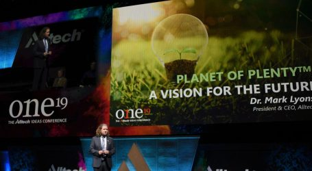 La nueva plataforma Alltech Idea Lab da acceso a un valioso contenido sectorial de ONE: The Alltech Ideas Conference