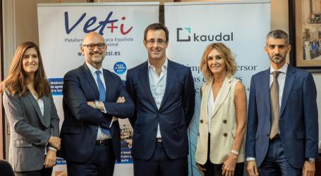 La Fundación Vet+i y la empresa Kaudal Technology Investment firman un Convenio de Colaboración para favorecer la I+D empresarial