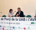 Rotundo éxito de las XXII Jornadas de Porcino de la UAB y AVPC