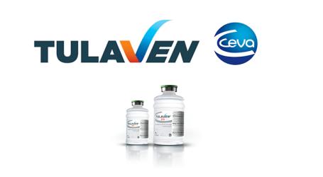 Ceva presenta la nueva tulatromicina en envase CLAS, TULAVEN 25 mg/ml