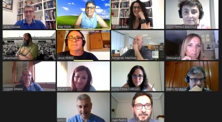 El grupo de expertos Solomamitis de Pequeños Rumiantes celebra un encuentro virtual para coordinar sus proyectos