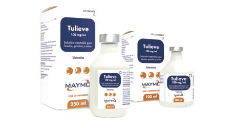 Tulieve 100 mg/ml, novedad en el vademécum de Maymó