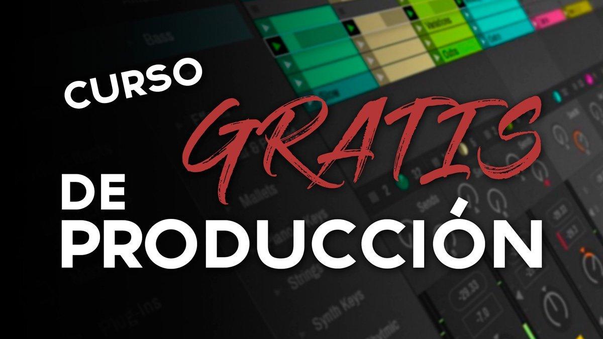 Curso online de Producción de Música Electrónica | Producción Electrónica