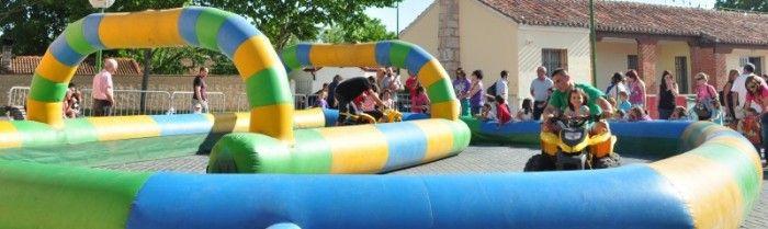 Karts Burgos Parque infantil Burgos hinchables Burgos