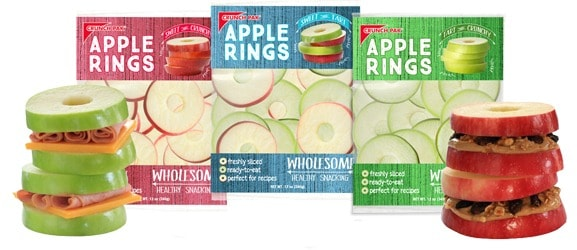 Crunch Pak® Apple Rings