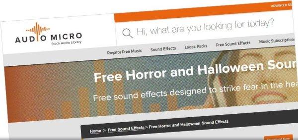 free halloween sound effects # 15