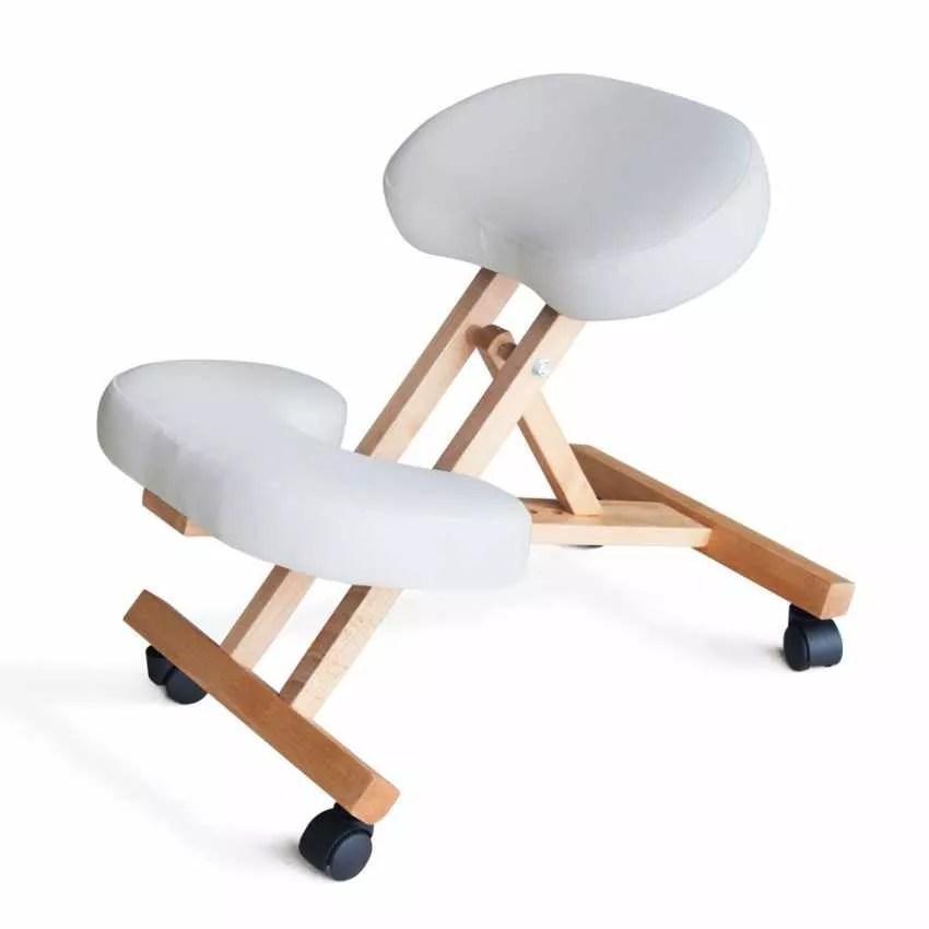 Chaise Orthopdique De Bureau En Bois Confortable Sige