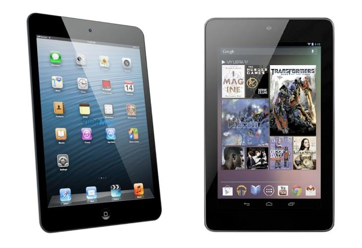 Android Tablet Vs Apple IPad Market Share In 2013 2017