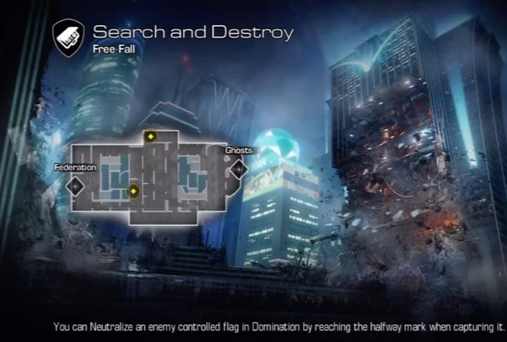 COD Ghosts Free Fall Map And Trick Shots Product Reviews Net
