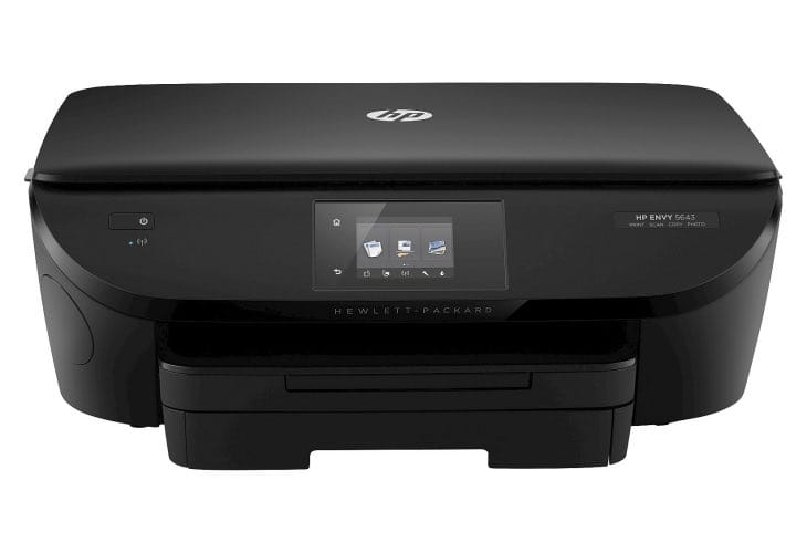 Review Of Hp Envy 5643 All In One Printer Specs Product