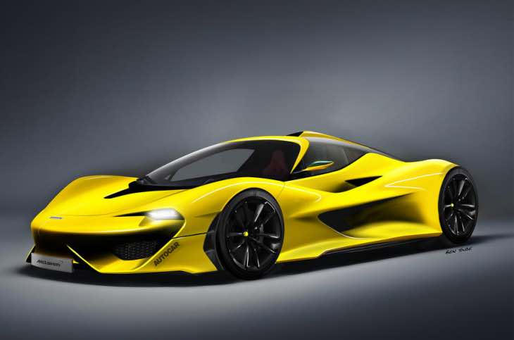Proposed 2018 McLaren F1 Successor Specs Product Reviews Net