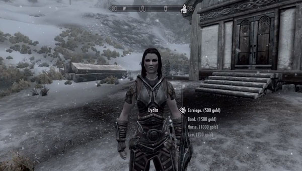 Skyrim Hearthfire Hire A Steward In DLC Product Reviews Net