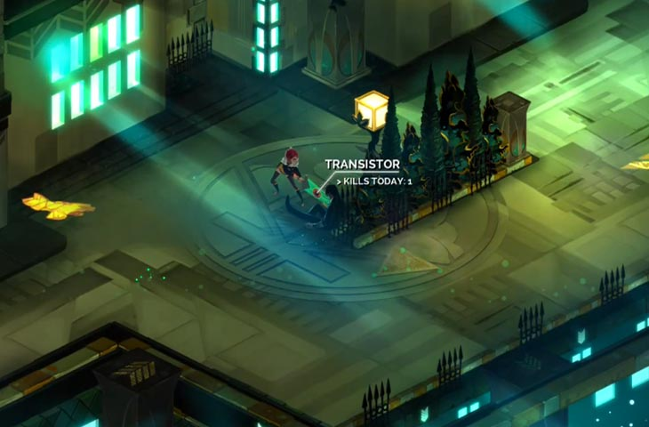 Transistor PS4 Gameplay From Start Product Reviews Net
