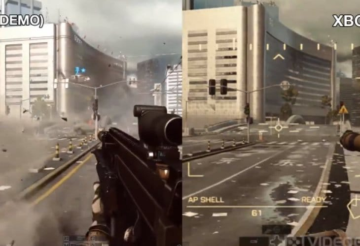 Battlefield 4 Graphics Criticized On Xbox 360 Product Reviews Net