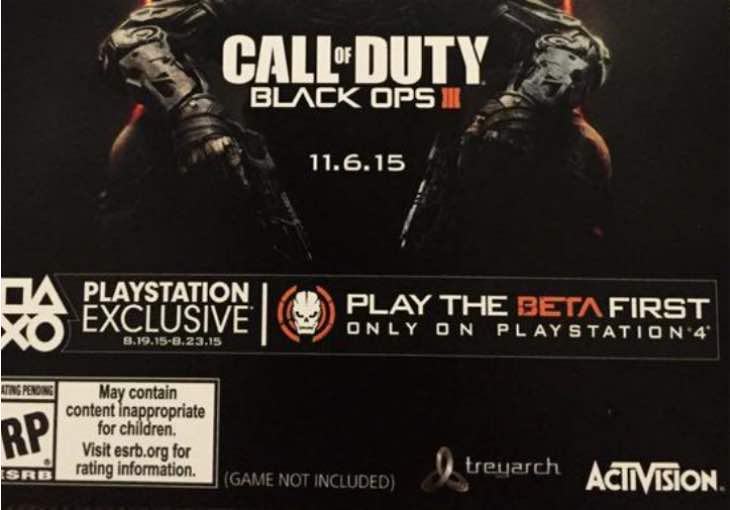 Black Ops 3 Beta Code Invalid Claims Increase Product Reviews Net