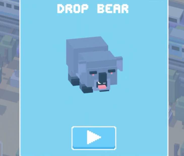 Crossy Road Drop Bear Unlock May Shock You Product Reviews Net
