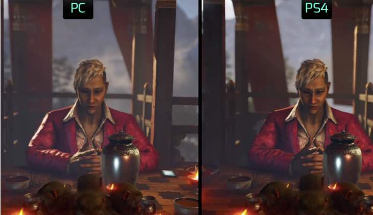 Far Cry 4 PS4 Vs PC Graphics Review Product Reviews Net