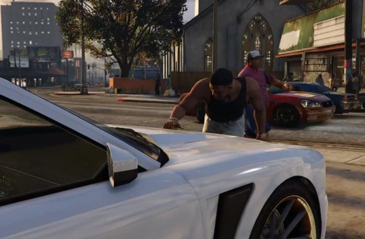 GTA V PS4 PC And XB1 Release Trailer Product Reviews Net