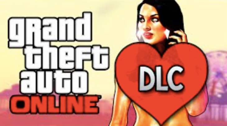 New GTA V DLC Update For Valentines Day 2015 Product