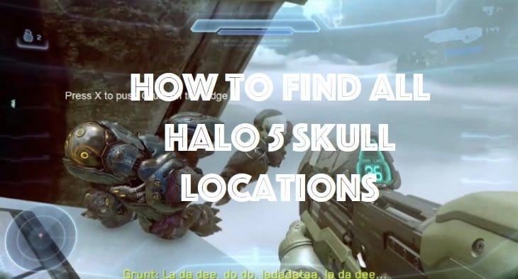 All 13 Halo 5 Skull Locations Made Easy Product Reviews Net