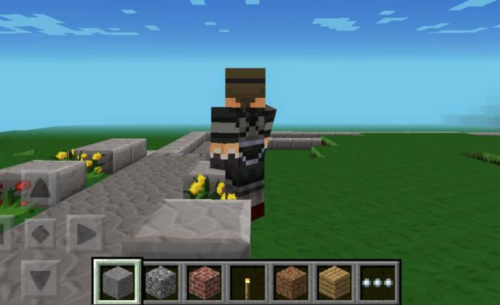 Minecraft PE 0100 Release Date Hype For Player Skins