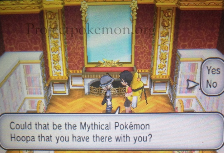 Pokemon X And Y Volcanion Hoopa Event Dialogue Product Reviews Net