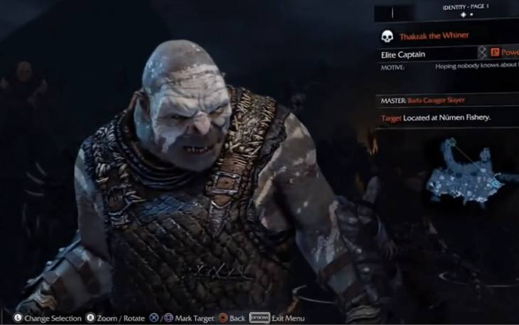 Shadow Of Mordor PS4 Vs Xbox One For 1080p 60FPS