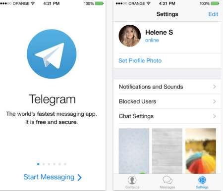 Is Telegram better than Whatsapp?