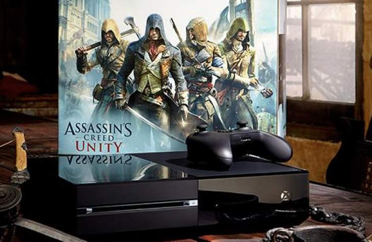 Assassins Creed Unity Pre Load For Xbox One PS4