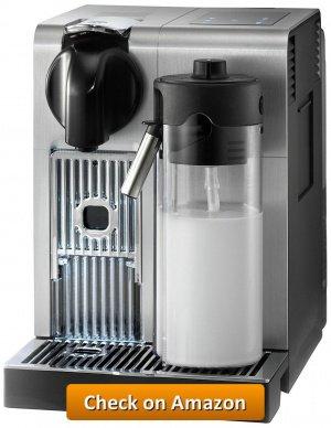 DeLonghi America EN750MB Nespresso Lattissima Pro Machine