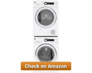 GE White Compact Laundry Pair Fix