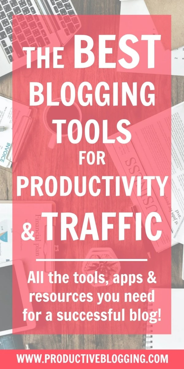 One of the trickiest aspects of blogging is choosing which tools, resources and apps to use to help grow your blog. The choice is bewildering. I believe less is more when it comes to blogging tools. These are the resources I actually use and what I consider to be the best blogging tools to increase your productivity and traffic. #blogging #bloggingtools #toolsofthetrade #growyourblog #bloggrowth #bloggrowthhacks #productiveblogging #timemanagement #efficiency #organised #organized #productivity #productivitytips #productivityhacks #productivityhabits #bloggingtips #blogginghacks #blogsmarter #blogsmarternotharder #BSNH