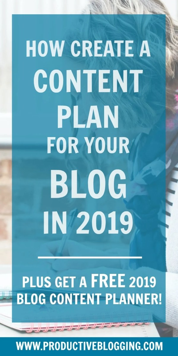 Fulfil your goals, never be stuck for ideas, balance your categories and never again miss seasonal opportunities by creating a blog content plan for 2019! #goals #dreams #2019 #2019goals #goalsetting #goalsetting2019 #2019dreams #newyear #newyears2019 #newyearplanning #newyeargoals #2019planning #2019planner #2019plans #blogginggoals #bloggingdreams #blogplanner #blogplanning #blogplanning2019 #blogplanner2019