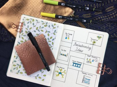 7 Brainstorming Techniques for the Best Journal Ideas Yet