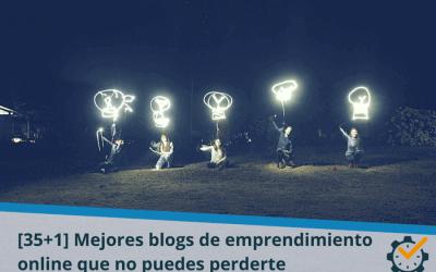 [35+1] Mejores blogs de emprendimiento online que no puedes perderte