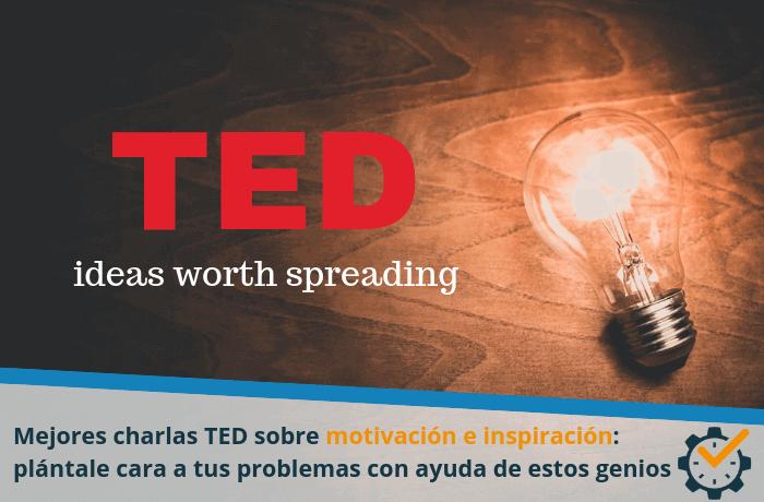 Mejores Charlas Y Conferencias Ted Sobre Motivación E