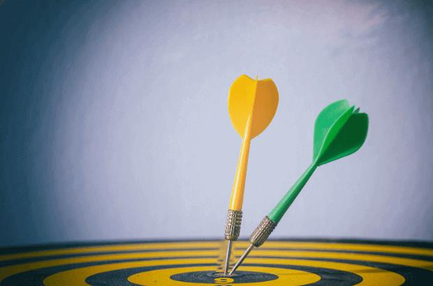 crear objetivos con éxito