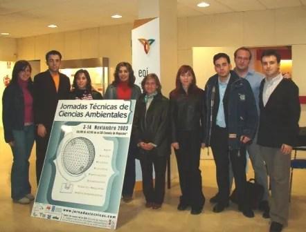 Mª Ángeles Díaz Muñoz y ACA