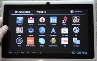 tablet chino google play
