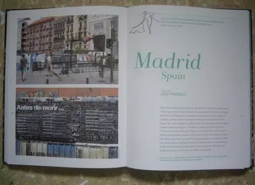 Before I Die Madrid
