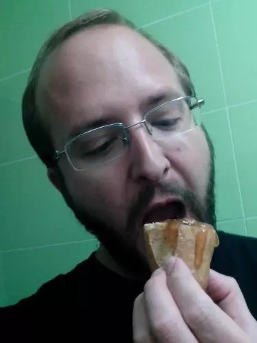 pan y nueces con miel #conamachef