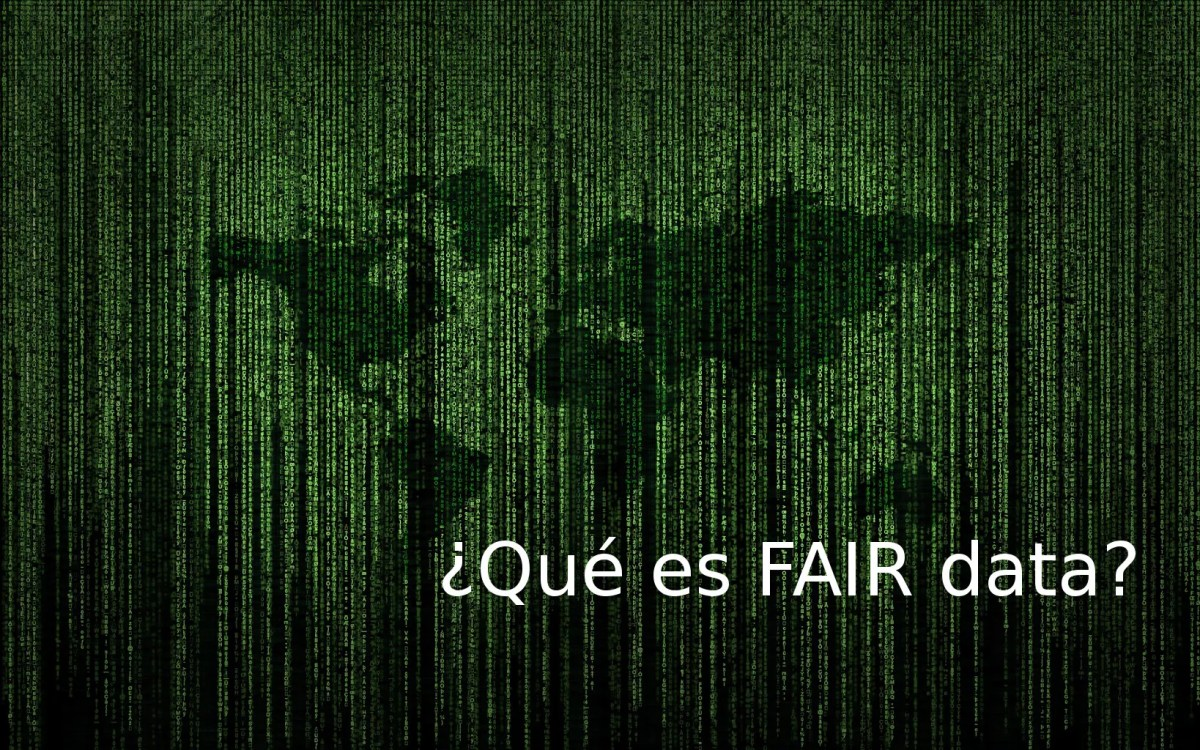 ¿Qué es FAIR data?