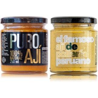 Pack Ají Amarillo - Productos La Sarita