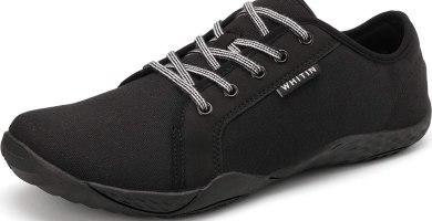 Zapatos veganos minimalistas