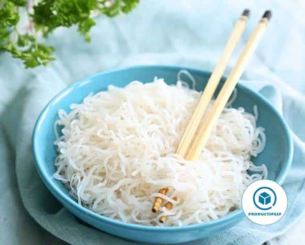 Shirataki Noodles -  Food for Ketogenic Diet