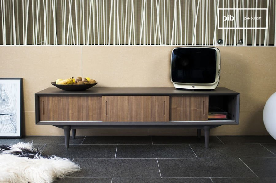 meuble tv scandinave le meuble tele