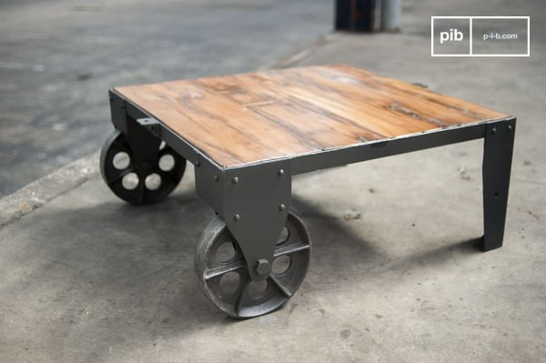 table basse railway