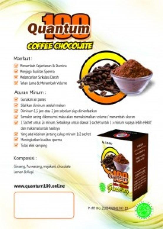 quantum 100 cofee chocolate 1